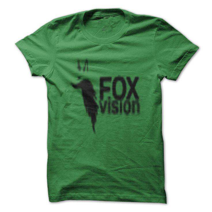 Awesome Fox Vision T-Shirt