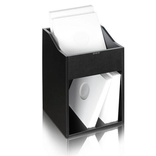 Deze Lp Vinyl Kast Meubel Is Een Praktische Stijlvolle En Stevige Kast Om Je 12 Inch Vinyl Platen Lp Collectie Op Te Schallplatten Regal Lp Box Schallplatten