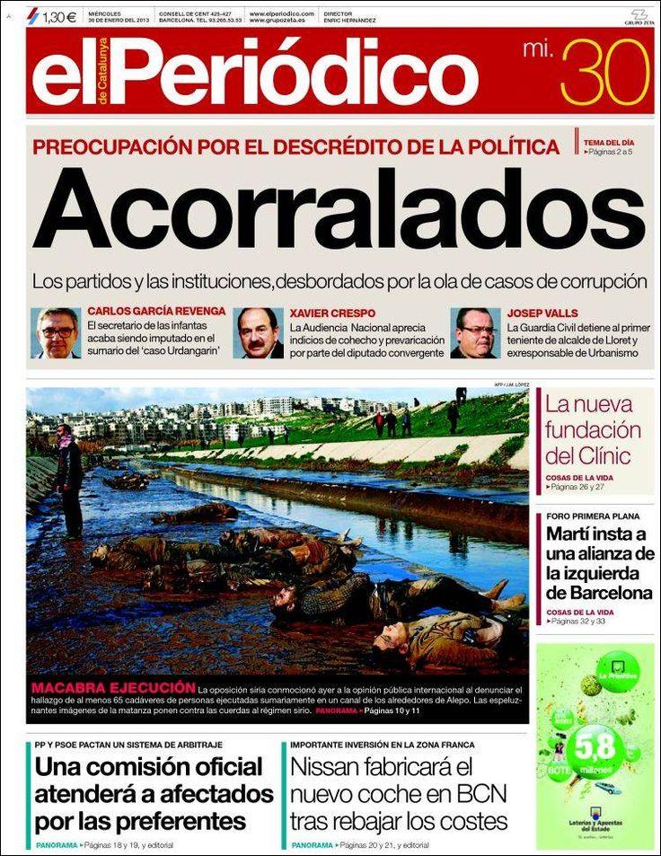 Book Cover Portadas Diarios : Best portadas periodicos diarios spain news