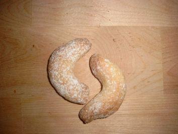 Vanille-Pudding-Kipferl  (Super vanillig!!)