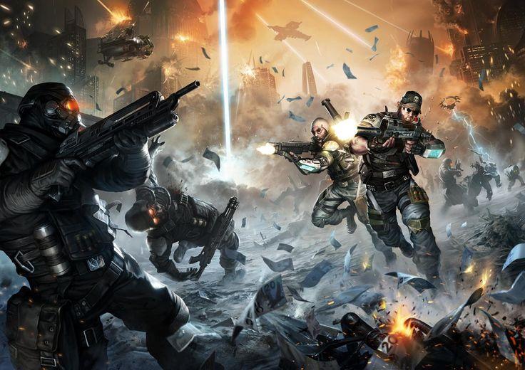 Upcoming Killzone: Mercenary Updates to Reduce File Size, Add Botzone, Free Maps and Vita TV Support