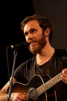James Vincent Mc Morrow-Everybodys gotta listen to higher Love at least once to appreciate this guys voice