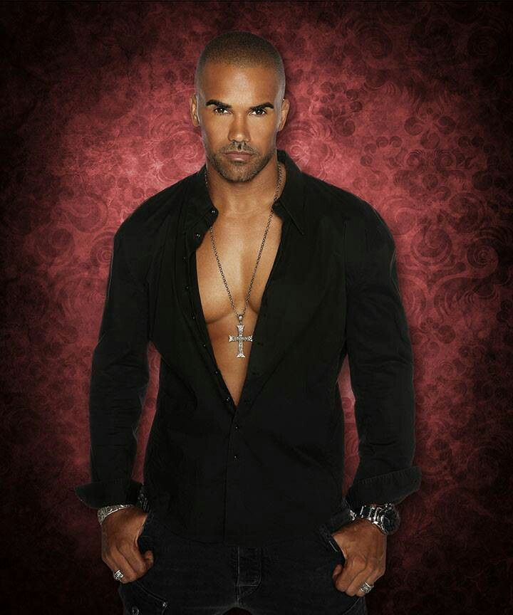 214 best shemore images on pinterest criminal minds for Shemar moore back tattoo