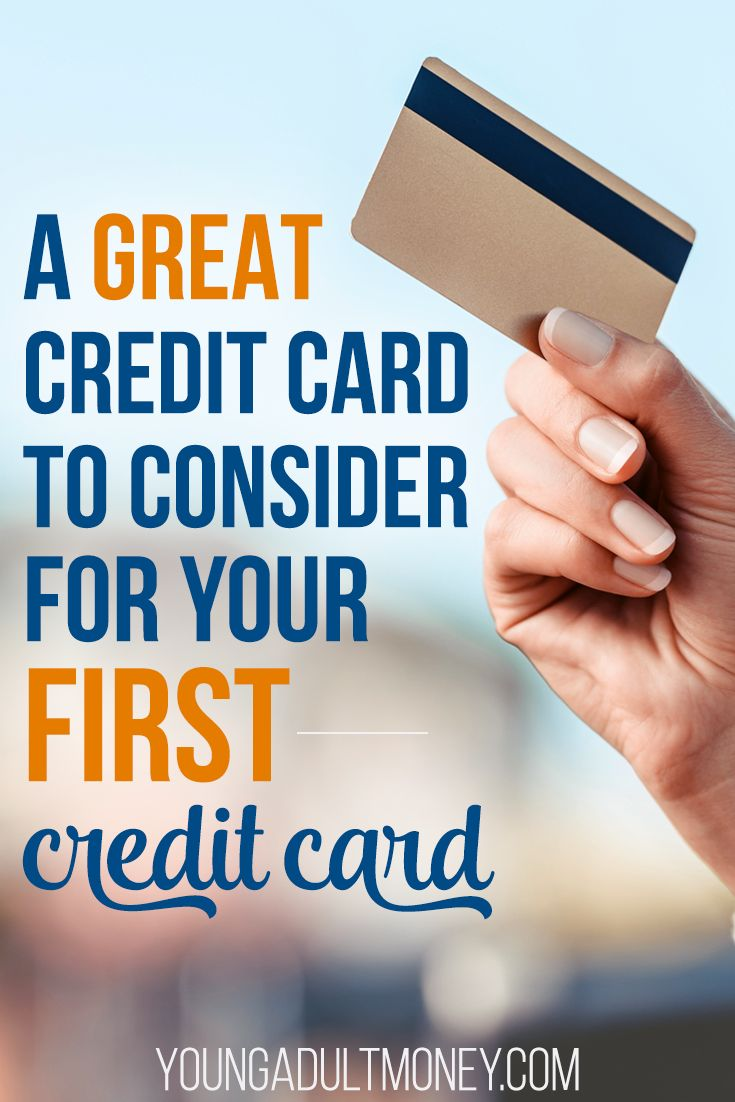 Your first credit card is an important choice. This card will help you build you…