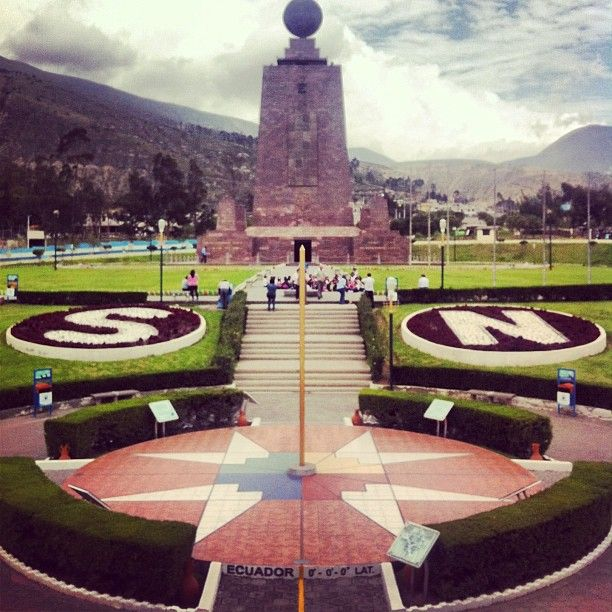 7 best MITAD DEL MUNDO-ECUADOR images on Pinterest Ecuador, The - best of world map with ecuador
