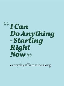 Everyday Affirmations for Daily Positivity: Affirmations for Teens