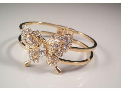 Butterfly Bracelet | Bridal | Formal | Fashion Jewellery