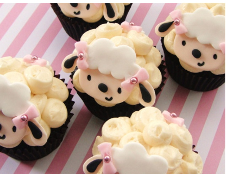 Cute for baby shower or Easter