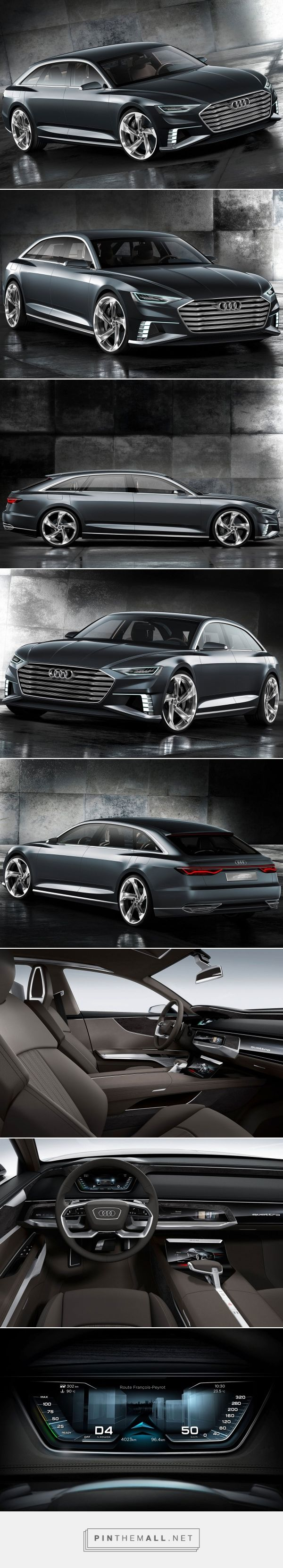 Audi A9 Avant Concept - created via http://pinthemall.net