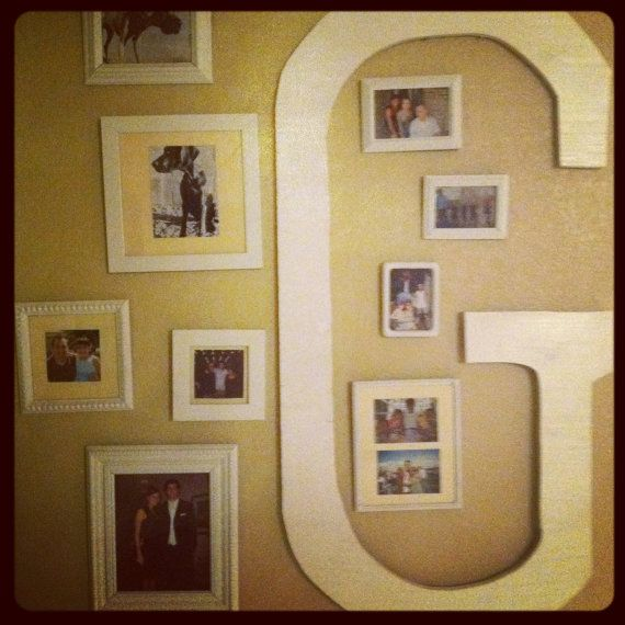 52 best Wooden letters images on Pinterest | Crowns, Decorated ...