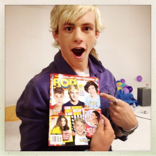 PopstarMagazine Posters | Ontem,6 de junho,a banda R5 fez um novo photoshoot com a revista Bop ...