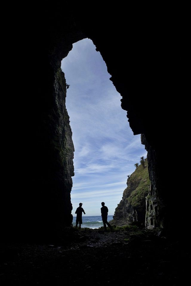 Mapuzi Cave - Roger Galloway  things to do at Coffee Bay