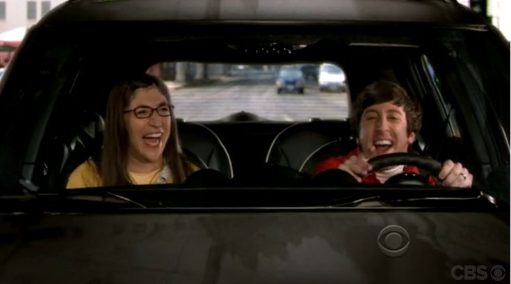 Howard & Penny, there are not enough scenes together... ;) <3