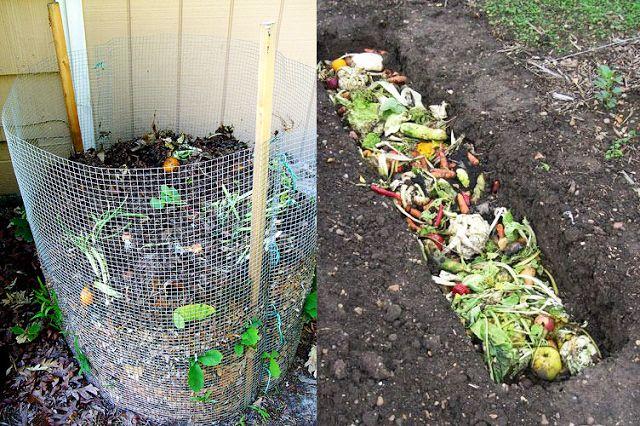 Um ano sem lixo: Como fazer uma composteira em casa ou quintal