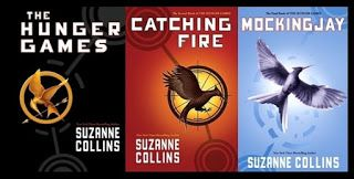 The Hunger Games Book Series In Order