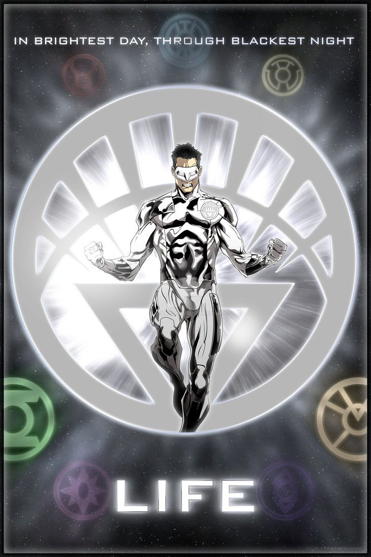 02.12.2018 It had been about 3 years since I last did anything with this series, but I've received enough requests to add the Black and White Lantern Corps. The first of the two was the Black Lante...