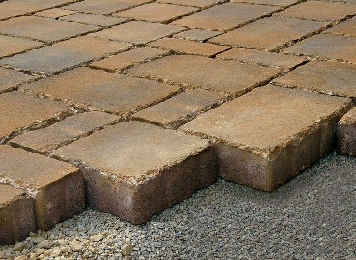 Massello autobloccante per esterno in calcestruzzo siena micheletto pavimentazioni rsm - Massello autobloccante per esterno prezzi ...