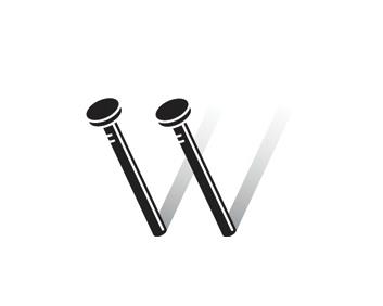 Williams Construction logo design:   Lauren Smith Communication Design