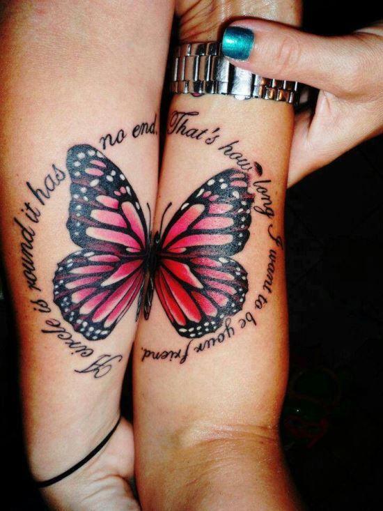... 55 Cute Best Friend Tattoos | Amazing Tattoo Ideas via Relatably.com ...