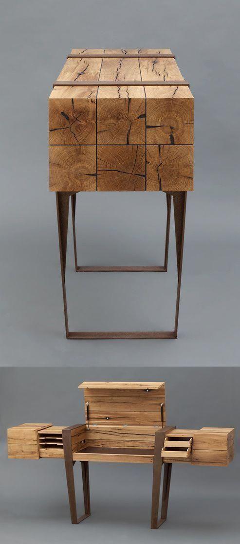 Art et matière : de la créativité dans la déco ! – Floriane Lemarié #wooden…