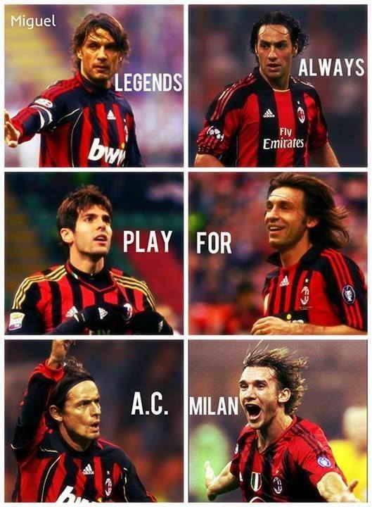 ac milan legends - Google Search