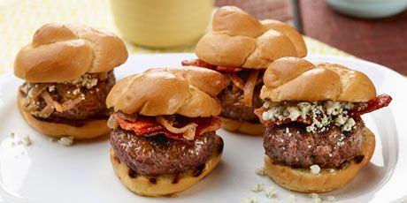The Pioneer Woman's Sliders