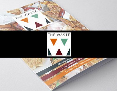"""Consultate il mio progetto @Behance: """"THE WASTE"""" https://www.behance.net/gallery/28080883/THE-WASTE"""
