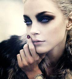 dark elf makeup tutorial - Google Search