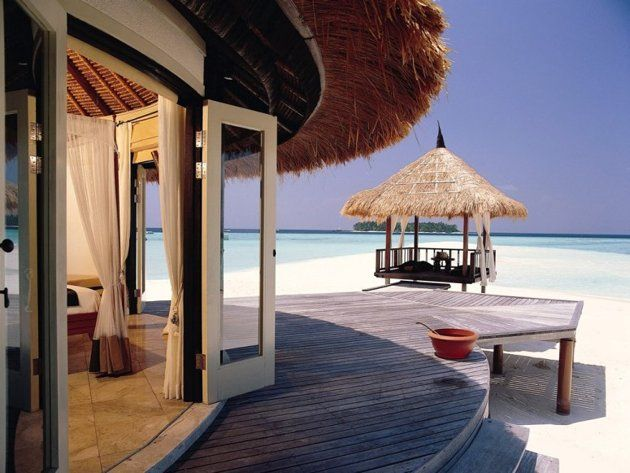 Back to the Maldives.