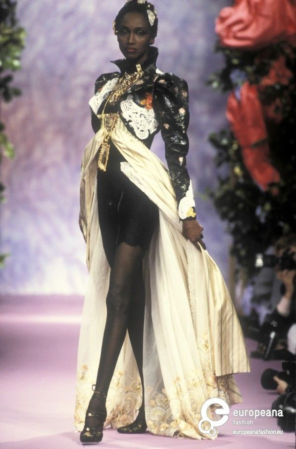 Christian Lacroix, Spring-Summer 1994, Couture