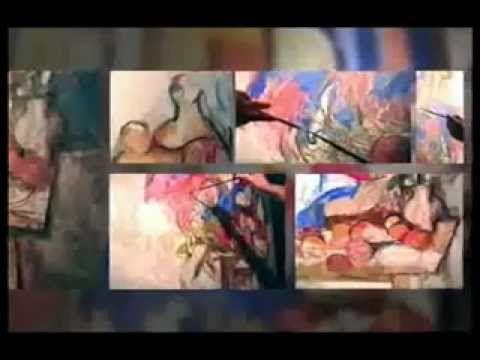 "▶ Alfredo Roldan ""Virgen con niño"", Saint Bartholomew the Great, London. Painting Process. - YouTube"
