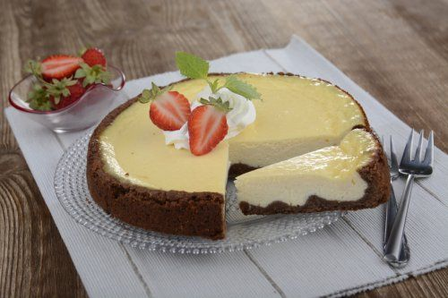 Margot cheesecake