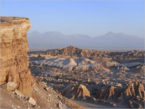 Cordillera de la Sal , Atacama. Chile