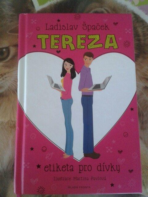 TEREZA *etiketa pro dívky - Ladislav Špaček