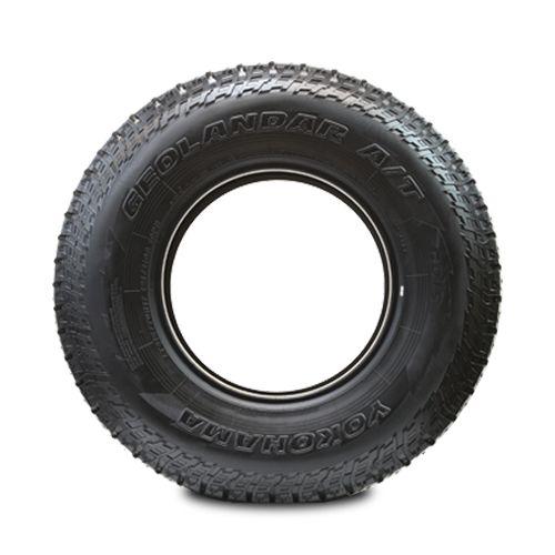 Yokohama Geolandar AT05, un neumático hecho para soportar grandes pesos y fuertes golpes; es muy resistente y duradera. #yokohama #llantasytires #ultradesempeño