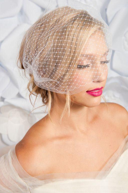 Southern Hospitality: wedding veil