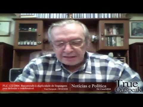 Drauzio Varella, analfabet parte 1; PLC 122/06 - YouTube