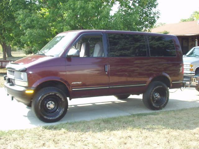 Chevy Astro Van Lift Kit – HD Wallpapers