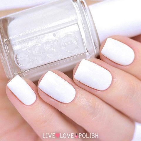 Essie Blanc | Live Love Polish
