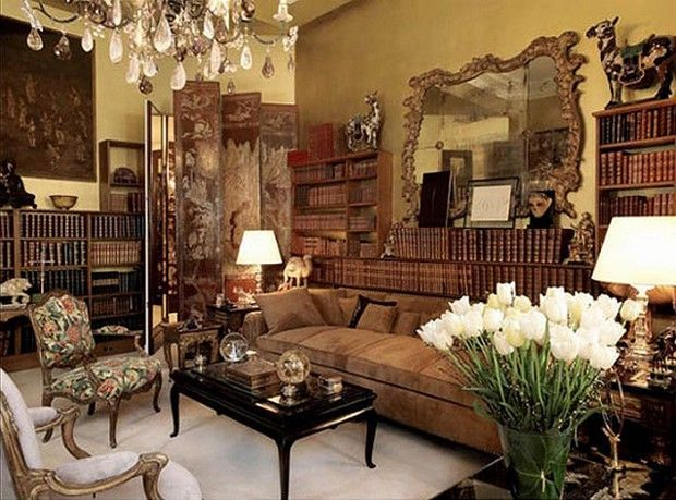 Coco Chanel's Luxurious Paris Apartment