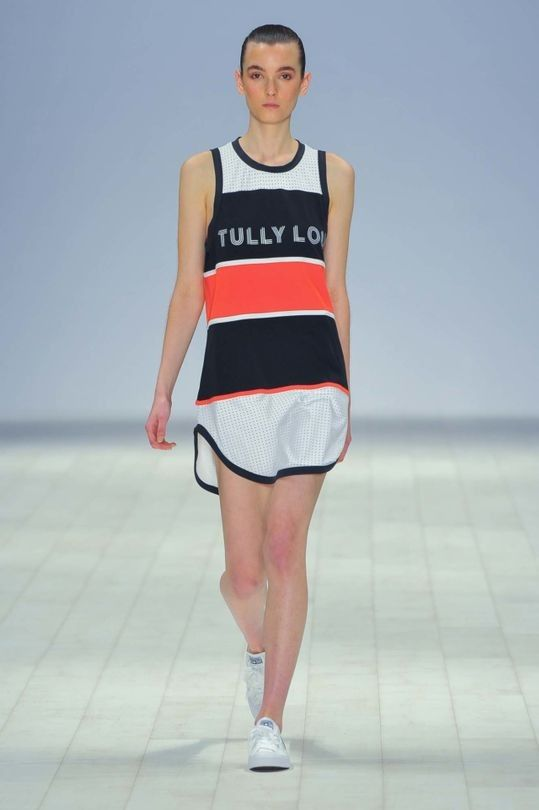 Active Collective Showcase resort 2018: Tully Lou