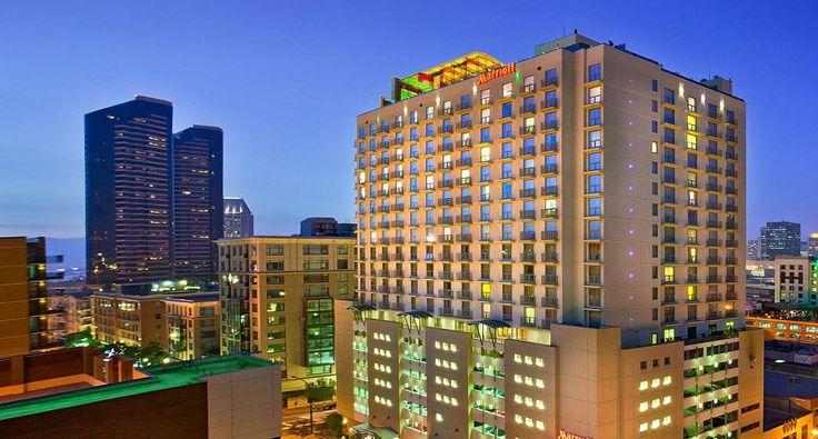 Downtown San Diego   Marriott Gaslamp Quarter