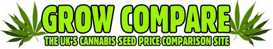 GrowCompare | Cannabis Seed Price Comparison  http://cannabis-seeds-price-comparison.com/  GrowCompare is the UK's largest cannabis seed price comparison website, dedicated to finding you the best deal on your cannabis seeds. We currently list over 500 different weed strains, so you're likely to save every time you buy cannabis seeds!