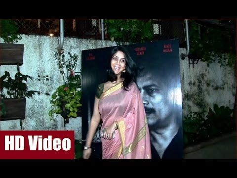Sakshi Tanwar gorgeous in transparent saree at screening of AZAAD.  #sakshitanwar #azaad #bollywood #bollywoodnews #bollywoodgossips #news #gossips #bollywoodnewsvilla