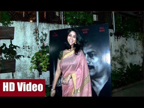 Sakshi Tanwar gorgeous in transparent saree at screening of AZAAD.  #sakshitanwar #azaad #bollywood #bollywoodnews #bollywoodgossips #news #gossips #bollywoodnewsvilla