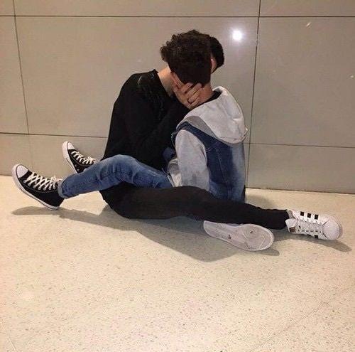 Imagem de gay, couple, and love