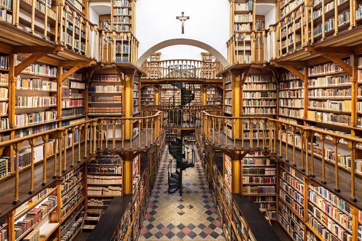 Maria Laach Bibliothek