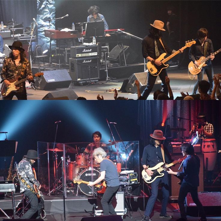 「佐野元春 & THE COYOTE GRAND ROCKESTRA 35周年アニバーサリー・ツアー。2016.2.13 鹿児島市民文化ホール・第二ホールより」