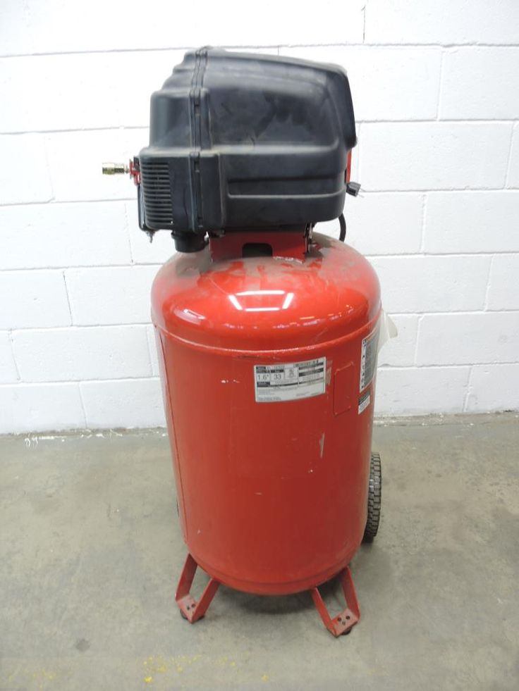 Craftsman Air Compressor For A Lot Of Use
