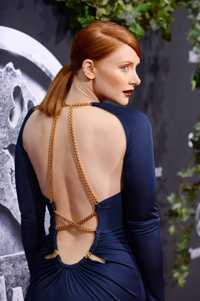 Bryce Dallas Howard: Jurassic World Premiere -16